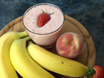 Power Up Smoothie - Dietitian's Choice Recipe