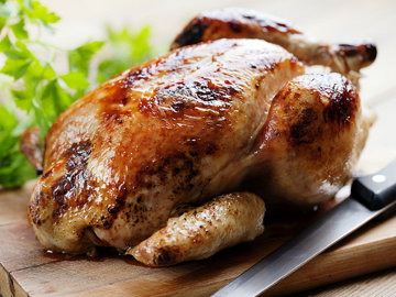 Roasted Chicken - Gluten Free