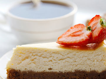 Silky Soy Cheesecake - Dietitian's Choice Recipe
