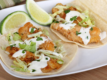 Simple fish tacos for Simple fish taco recipe