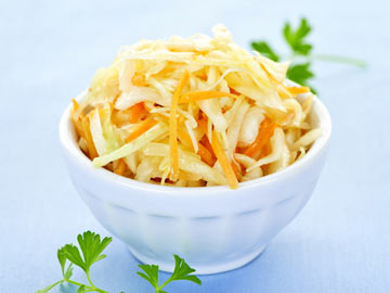Curtido Salvadoreno (Cabbage Salad) -  Dietitian's Choice Recipe