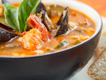 Spicy Seafood Stew - Dietitian's Choice Recipe