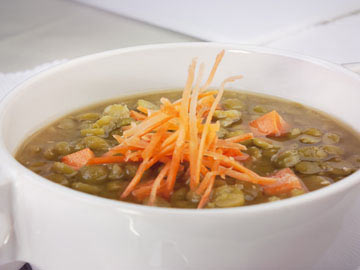 Splendid Split Pea Soup