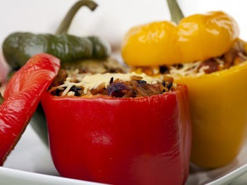 Brilliant Stuffed Peppers