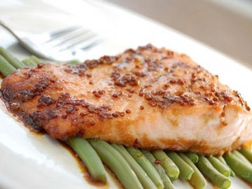 Zesty and Sweet Grilled Salmon - Dietitian's Choice Recipe