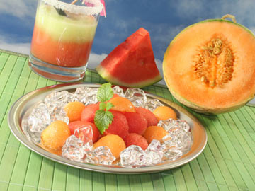 Triple Melon Blend Recipe