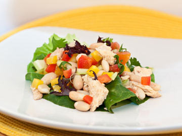 Tuna & Bean Salad
