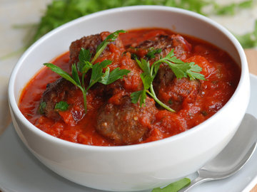 Turkey Meatballs - Gluten Free