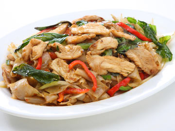 Turkey and Veggie Stir-Fry