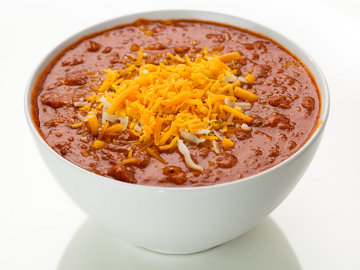 Vegetable Chili - Dietitian's Choice Recipe