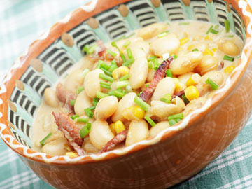 Autumn Vegetable Succotash