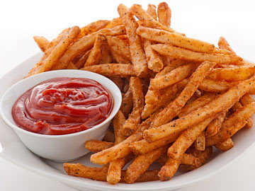Zesty French Fries