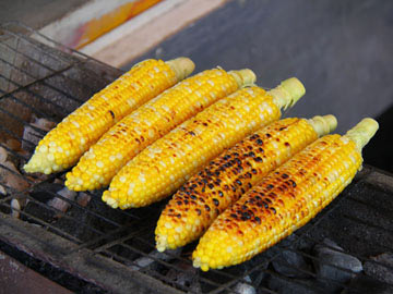 Grilled Corn-on-the-Cob