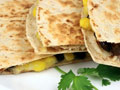 Bean Corn Quesadilla