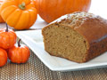 Ginger Pumpkin Bread