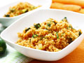 Lemon Bulgur Pilaf