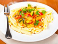 Penne And Veggies