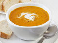 Spiced Pumpkin Soup
