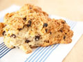 Spiced Raisin Scones