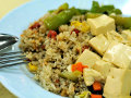 Stir Fried Veggie Tofu
